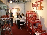 LycoLife<sup>&reg;</sup> Lycopene Health Drink presented at Poznan International Fair Polagra 2010